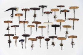Straight Pull & Bell Corkscrews