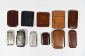 Antique & Vintage Cigar Cases