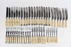 American Bone Handle Cutlery Sets