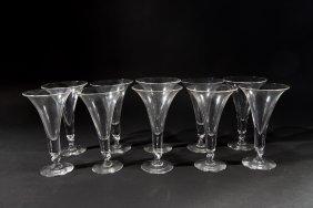 Flared Victorian Glasses