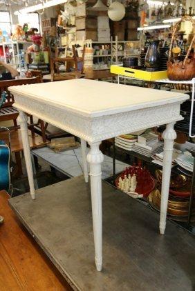 Gustavian Swedish Occasional Table