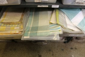 Grouping Of Kitchen And Hand Towels Green &