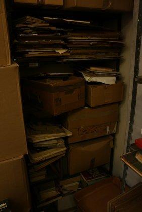 Shelf Contents Incl Books