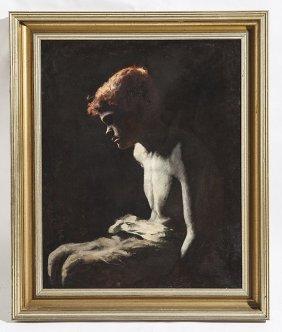 Frank Duveneck (1848-1919) Attribution