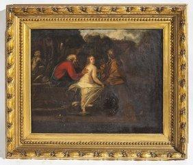 17th Century Oil