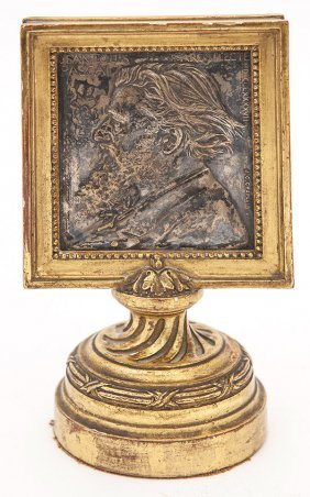 Jean-louis Pascal Commemorative Bronze