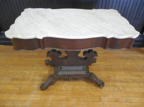 Empire Marble Top Table