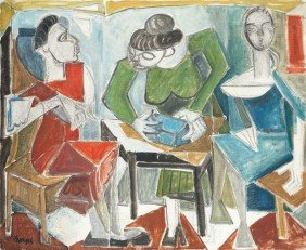 Elizabeth Ronget (1893 Chojnice - 1962 Paryż)