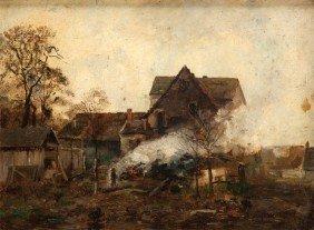 Maksymilian Gierymski (1846 Warszawa - 1874 Bad Reic