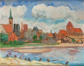 Tymon Niesiołowski (1882 Lwów - 1965 Toru&