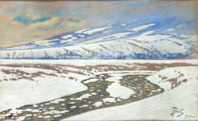 Julian Fałat (1853 Tuligłowy - 1929 Bystr