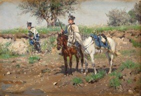 Wilhelm Velten (1847 St. Petersburg - 1929 Monachiu