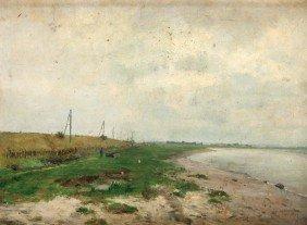 Aleksander Gierymski (1850 Warszawa - 1901 Rzym)