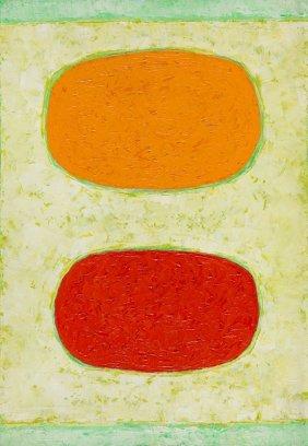 """Jan Grzegorz Issaieff (b. 1953) """"mystery"""", 2008; Mixed"""