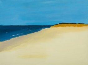 Paulina Korwin-kochanowska (b. 1984) The Beach In