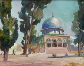 "Max Haneman (hanneman) (b. 1882) ""omar Temple In"