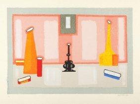 Jerzy Nowosielski (1923 - 2011) Still Life, 1997,
