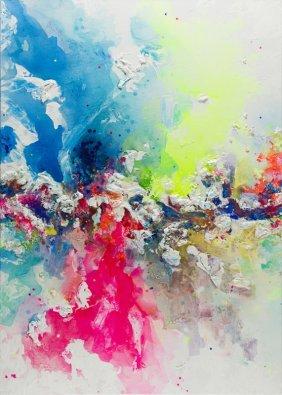 Ewelina Ulanecka (b. 1983), Euphoria, 2016, Mixed Media