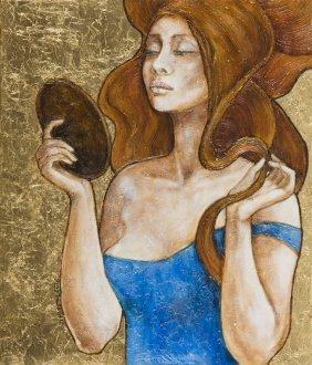 Joanna Misztal (b. 1967), Small Flashes Of Vanity,