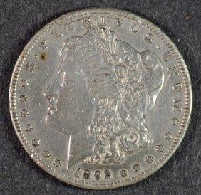 1892-cc Morgan Dollar Xf Key Date