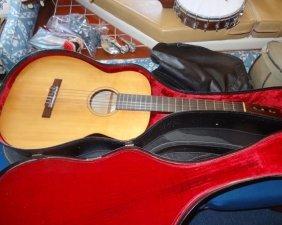 Class Guitar In Case