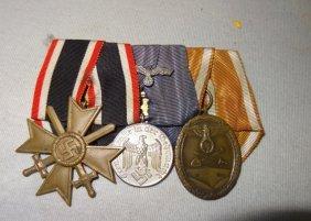 3 German Medals