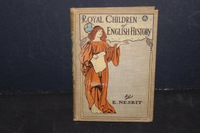 Royal Children Of English History Very Good Condition