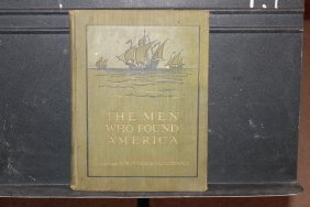 The Men Who Found America By Frederick W Hutchinson Few