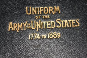 Fantastic Book Of Uniforms Of The United States 1774-