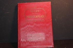 Great Book For Movie Collectors Stars Of The Photoplay