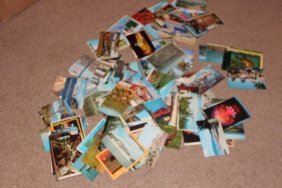 Lot Of All Over Post Cards 50 -70 All Good Cond.