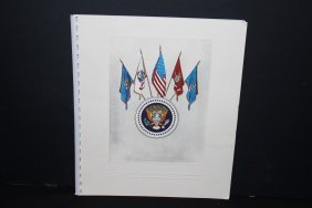 1991 Military Calendar - Mint Cond