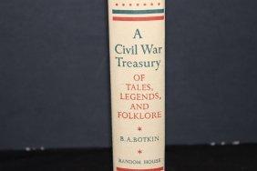 Super Civil War Treasury Tales, Legends & Folklore - By
