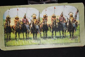 View Card Sioux Warriors & Chief
