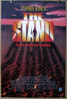 Stephen King's The Stand - 1994 - Promo Poster For The