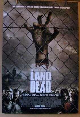 George Romero's Land Of The Dead - 2005 - Advance One