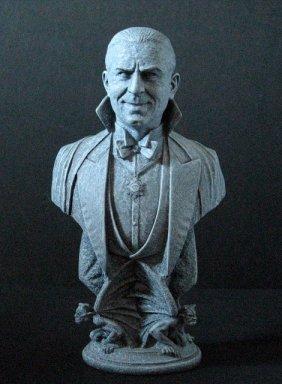 Bela Lugosi Count Dracula Protrait Bust - Artattack,