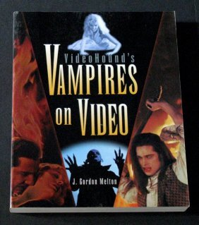Vampires On Video Deluxe Trade Paperback - Visible Ink