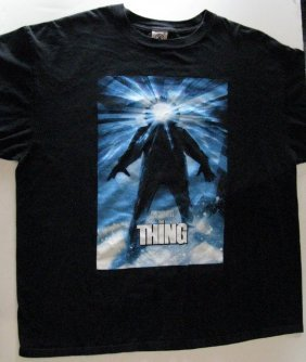 John Carpenter's The Thing - Official Movie T-shirt -