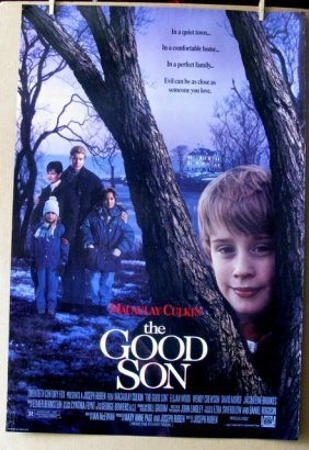 "The Good Son - 1993 - One Sheet Movie Poster - 27""x 40"""