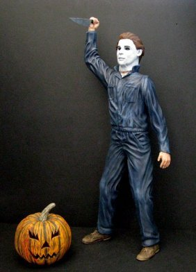 Michael Myers - Halloween - Pro Painted Model Figure -