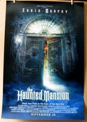 Disney's The Haunted Mansion - 2003 - One Sheet Movie