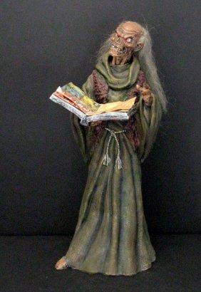 CRYPTKEEPER - TALES FROM THE CRYPT - PRO PAINTED MODEL