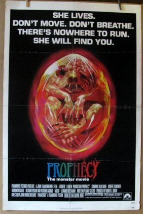Prophecy, The Monster Movie - 1979 - One Sheet Movie