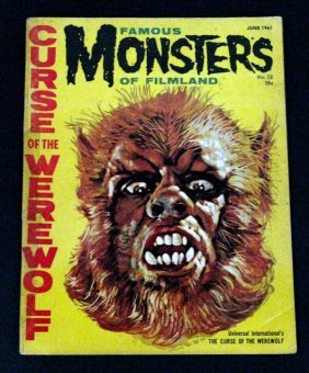 Famous Monsters Of Filmland Magazine #12 - Warren