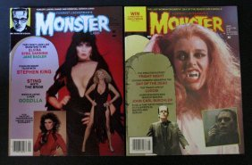 Forrest J. Ackerman's Monsterland Magazine - Two Issue