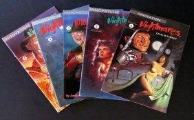 Freddy Krueger - Nightmares On Elm Street - Comic Book