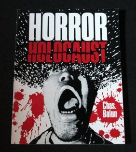 Horror Holocaust - Deluxe Trade Paperback - Fantaco