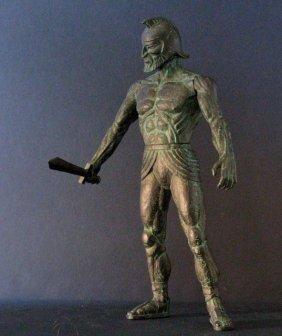 """Talos From """"jason And The Argonauts"""" Rare Poseable"""