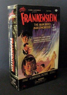 "Dwight Frye - Fritz From Frankenstein - Deluxe 12"""